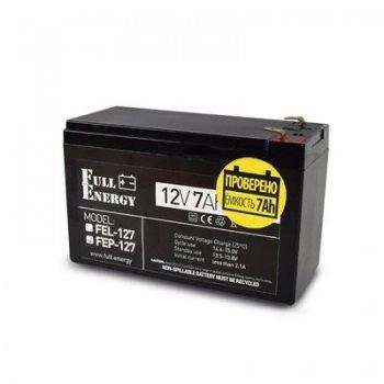 Аккумулятор 7Ah/12В «FEP-127»